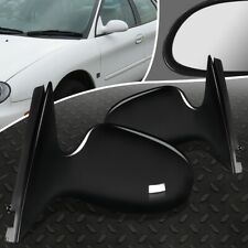 FOR 96-99 FORD TAURUS MERCURY SABLE PAIR OE STYLE POWERED SIDE VIEW DOOR MIRROR