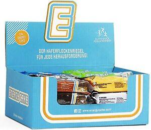 #009 Energy Cake Mixbox 24x125g B-Ware