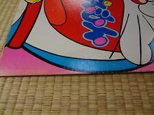 Doraemon Vintage TV JAPAN ANIME manga record LP