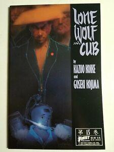 Lone Wolf and Cub (1987) #15 - Near Mint