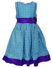 Robes en satin pour fille de 2 à 3 ans