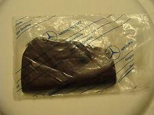Mercedes Benz Leather Key Fob Bag Cover Holder Vintage NEW Old Stock