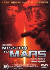 Mission to Mars * NEW DVD * Tim Robbins Gary Sinise Don Cheadle Jerry O'Connell