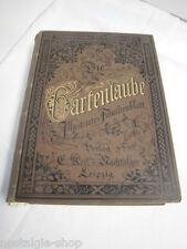 antiquarisches Buch Gartenlaube Illustriertes Familienblatt Jahrgang 1884 book