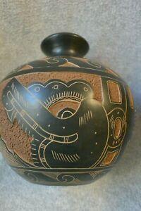 Pottery of San Juan de Orient Nicaragua by Alfredo Espinoza