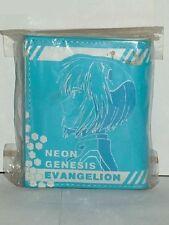 EVANGELION      CARTERA AZUL        MERCHANDISING MANGA        (COMBINO ENVÍOS)