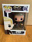 Funko Pop Buffy The Vampire Slayer Spike 124 Vinyl Figure Box Damage