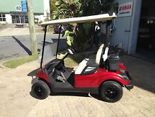 2015 G29 Yamaha Golf Cart From $29 Per Week YMF - Fully Loaded, why buy new?