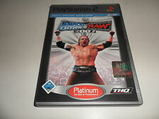 PLAYSTATION 2 WWE SmackDown vs. Raw 2007 PLATINUM []