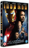 Robert Downey Jr, Jeff Bridges-Iron Man (UK IMPORT) DVD [REGION 2] NEW