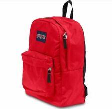 Jansport Superbreak Mens & Womens Backpacks Rucksack RED