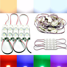 LED Module High Power - SMD Chip - Warm White Cold Red Blue Injection 12V 1,5W