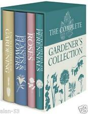 THE COMPLETE GARDENER'S COLLECTION 4 Vol BOXED SET ~ ROYAL HORTICULTURAL SOCIETY