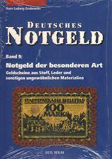 6017: Deutsches Notgeld, Band 9, Notgeld der besonderen Art, H.L. Grabowski