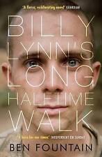 Billy Lynn's Long Halftime Walk-ExLibrary