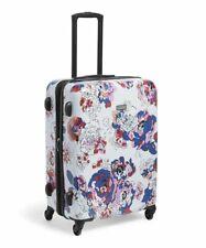 "vera bradley 26"" hardside spinner luggage exuberant floral nwt $299"