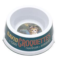 Katzen Cat Chat Gato Napf Fressnapf David Croquette Retro Natives
