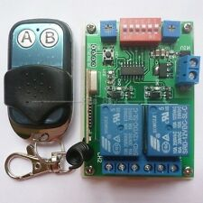 DC 12V 433MHZ Wireless Remote Control RF Delay Time Timer Switch Relay Module