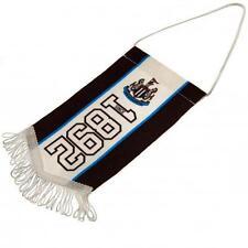 Newcastle United FC Football Club Car Mini Established Pennant NUFC Official Utd