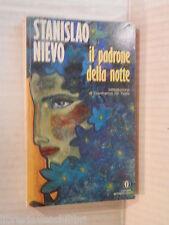 IL PADRONE DELLA NOTTE Stanislao Nievo Gianfranco de Turris Mondadori Oscar 1988