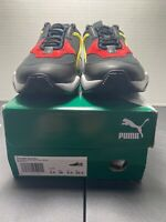 Puma Thunder Spectra Casual Shoes Mens Size 4.5 Black Red 367516-01