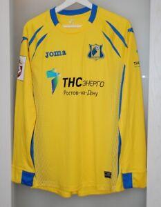 Match worn shirt Rostov Russia Zenit Rubin Khimki size M