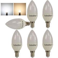 LED Leuchtmittel als Kugel 4W Leistung