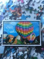 Hot Air Balloons 750 Piece Puzzle Complete