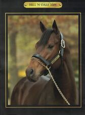 Hill 'N' Dale 2006 Horse Farm Breeding Annual Book Glossy Photos Stats 133 pages