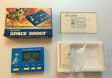 LCD SPACE SHOOT Vintage Electronic LCD Handheld Video Game NEW Boxed Complete