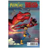 Moon Girl and Devil Dinosaur #15 in Near Mint condition. Marvel comics [*k1]