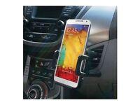 360° Adjustable Car Air Vent Mount Holder Cradle for Samsung LG HTC Mobile Phone