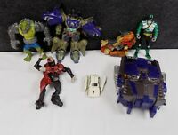 Lot of Transformers - Robot Action Figures + parts pieces for replacement repair