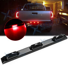 1x Red Smoked LED Rear Truck Tailgate Light Bar For Toyota Tacoma Tundra 4Runner