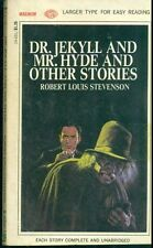 DR. JEKYLL & MR. HYDE etc. by Robert Louis Stevenson (1968) Magnum Easy Eye pb