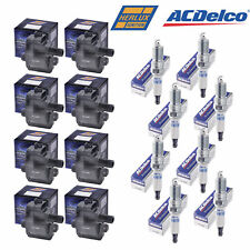 Set Of 8 B031 Herko Coils & 8 AcDelco 41-962 Spark Plugs