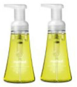 2 Method Foaming Hand Soap ~ Lemon Mint 10 fl oz Each