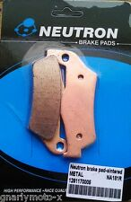 Neutron Front Brake Pad Sintered Metal KTM 125 150 250 300 450