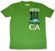 Aeropostale Malibu Beach CA Tee T-Shirt Size XS