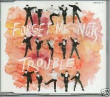 (271T) Forget-Me-Nots, Trouble - 1992 DJ CD