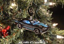 '07 '08 '09 Dodge Challenger SRT8 6.1 Hemi Custom Christmas Ornament 1/64 Adorno