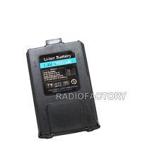 NEW UV-5R Dual Band UHF/VHF Radio Battery 7.4V 1800MAH