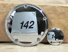 Derby Cover Ignition Cover 142 Twin Cam Big Twin 1999-2017  #2183