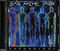 JARRE JEAN-MICHEL - CHRONOLOGY -  CD NUOVO SIGILLATO