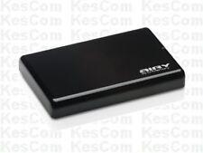 """CnMemory 6,35cm 2,5"""" airy USB 2.0 externe Festplatten HDD 2TB Speicher schwarz"""