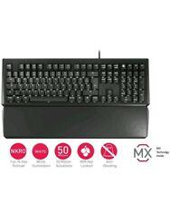 CHERRY MX-Board 1.0 Backlight  USB  weiß beleuchtet schwarz (Tastatur)