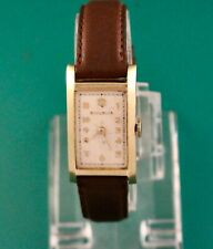 "ANTIQUE, 1936 BULOVA ""PHANTOM"" WATCH...RUNNING"
