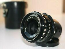 Russian VEGA-9 50mm USSR portrait lens for Krasnogorsk camera