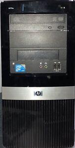 HP Pro 3000 MT + Core 2 Duo E7500 @ 2.93 Ghz + 4GB RAM + 160GB HDD + WINXP PRO