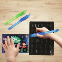 A3 Magic Kid Drawing Board Draw With Light Developing Educational Toy Painting